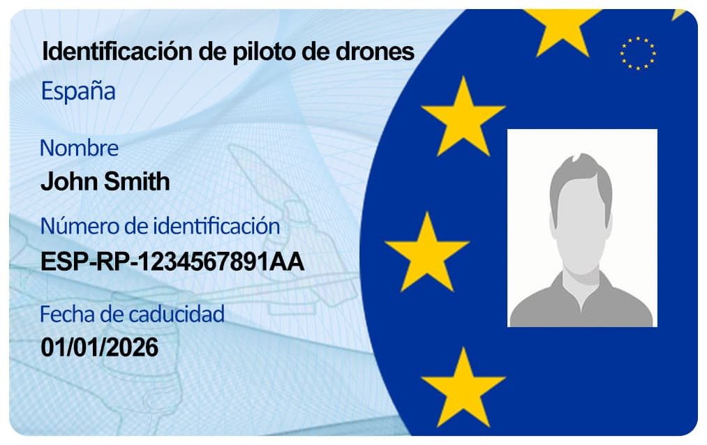 Europa Photo ID Card
